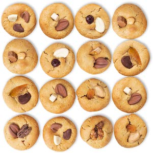 Coffret 16 cookies